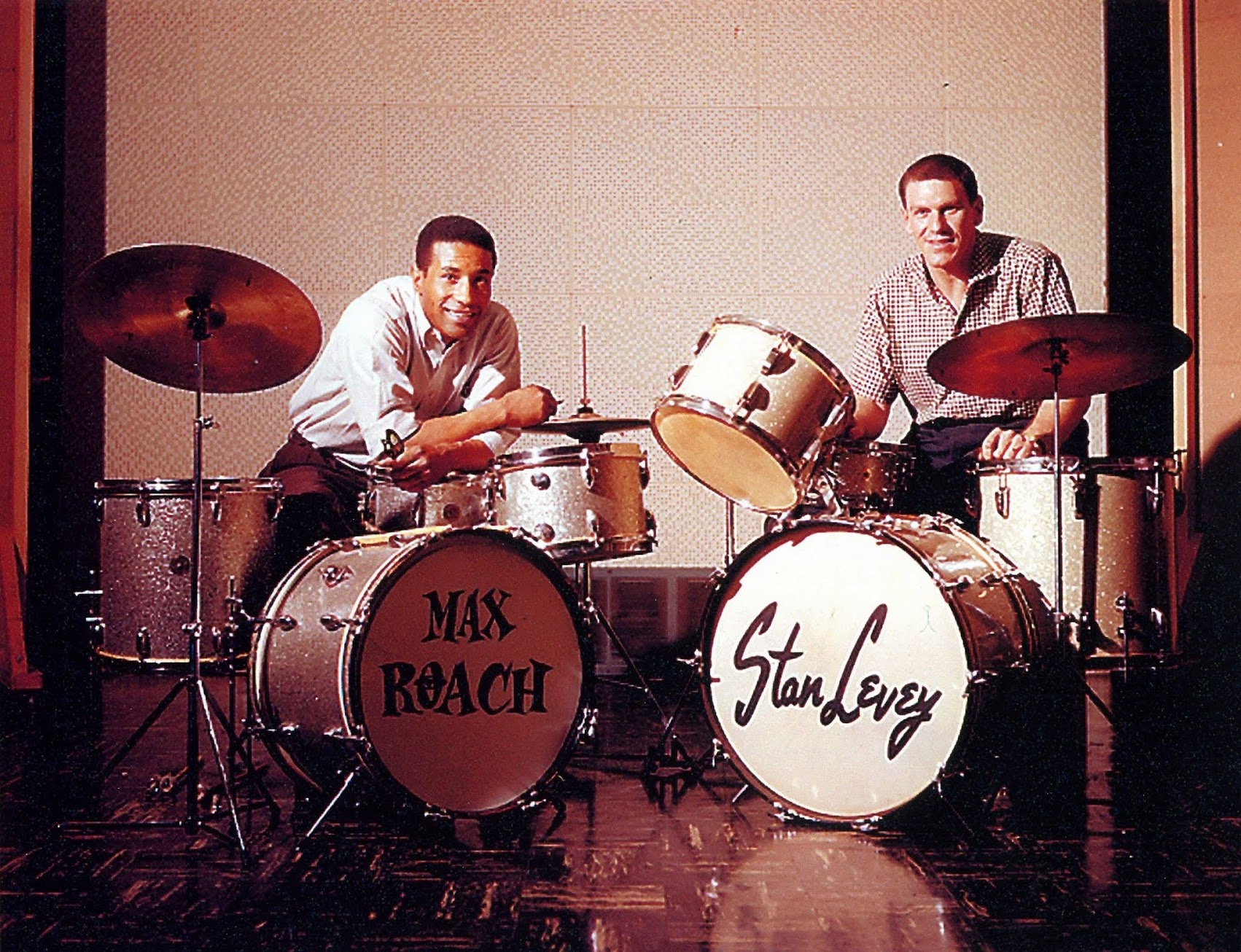Max Roach and SL015
