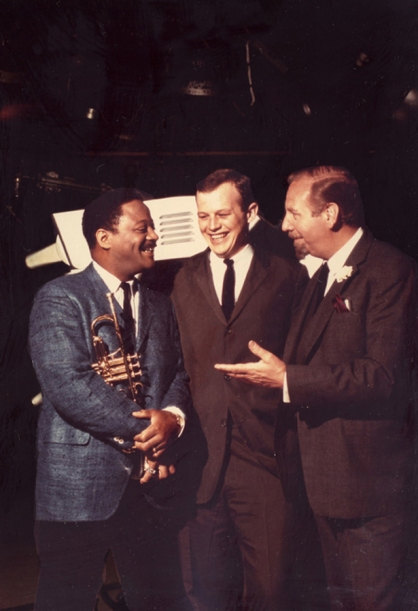 Clark Terry, Pat, Skitch Henderson